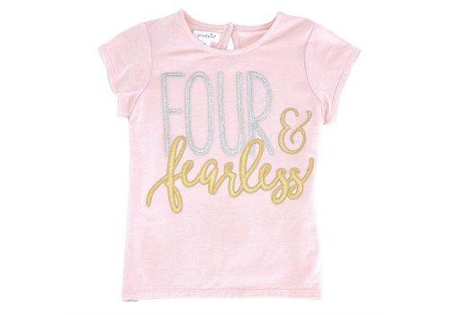 """Four & Fearless"" Shirt"