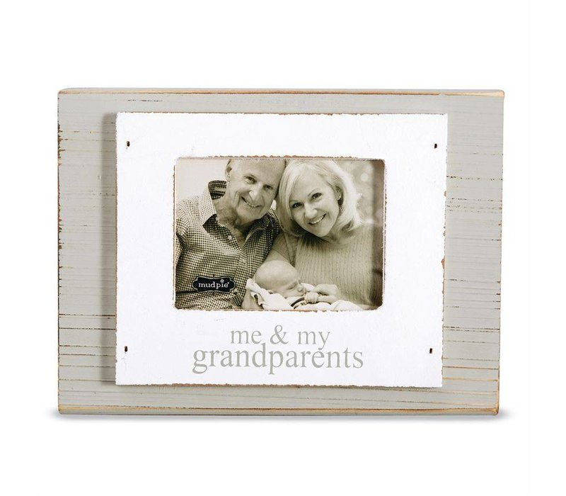 Grandparents Block Frame - Trousseaux