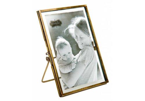 Brass Easel Back Frame