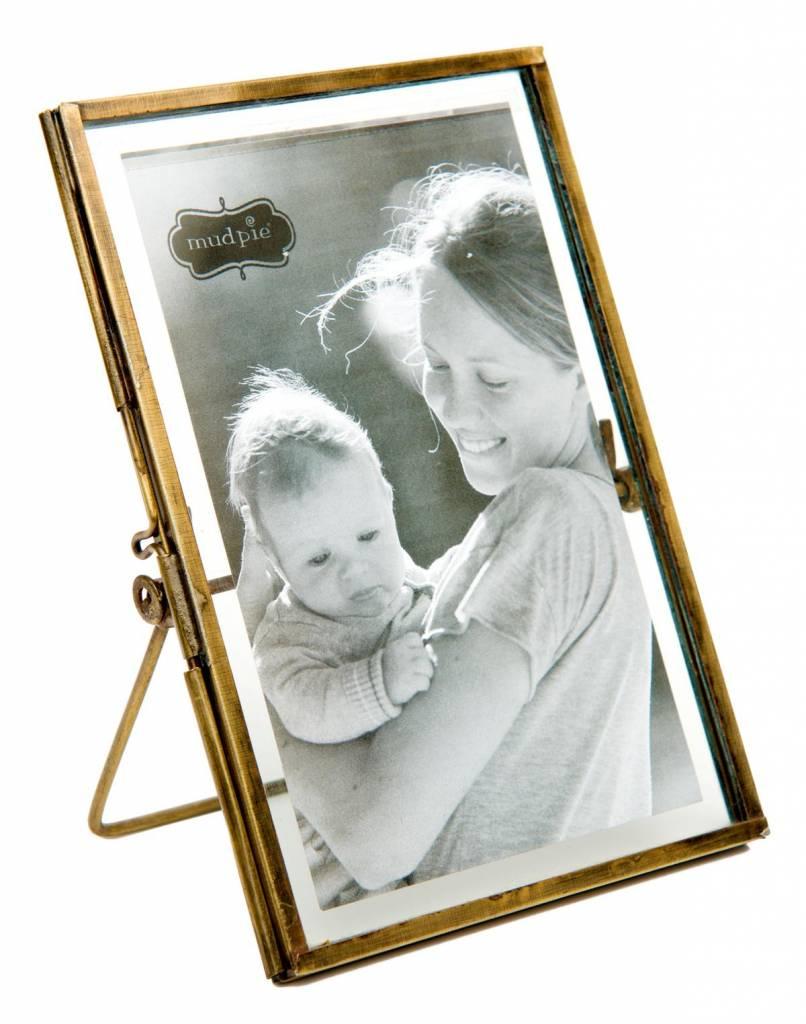 Brass Easel Back Frame - Trousseaux