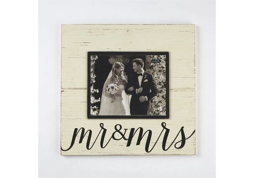 Mr. & Mrs. Deluxe Frame