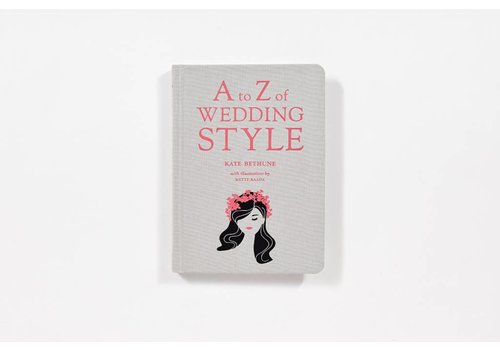 Abrams A to  Z of Wedding Style Book