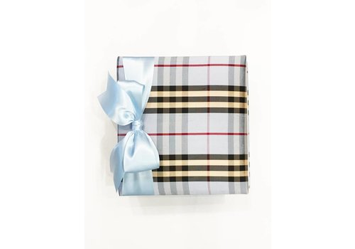 Preppy Plaid Blue Album