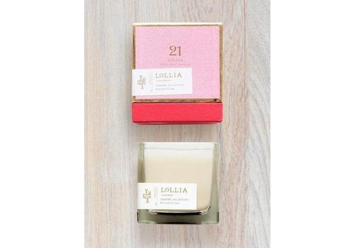 Margot Elena/Lollia Butterflies Candle No. 21