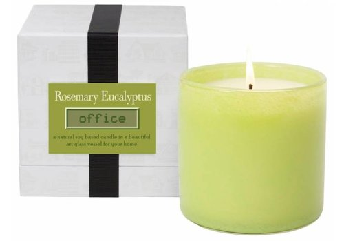 Office | Rosemary Eucalyptus Candle