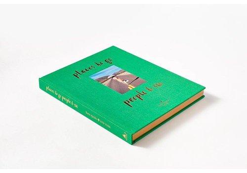 "Abrams ""Places to go...."" Kate Spade Book"