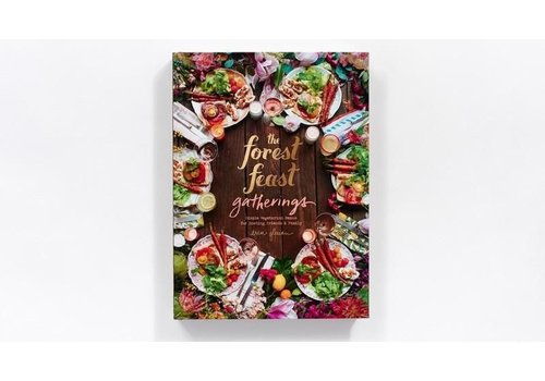 Abrams Forest Feast Cookbook