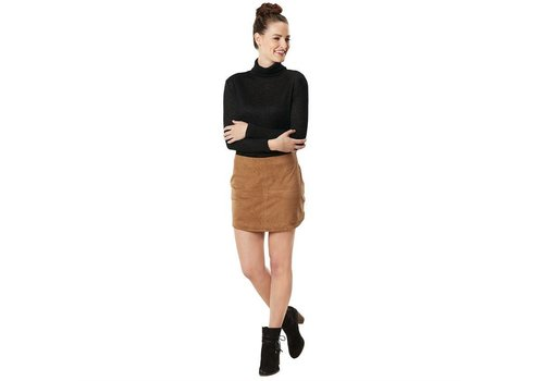 Iverson Suede Skirt