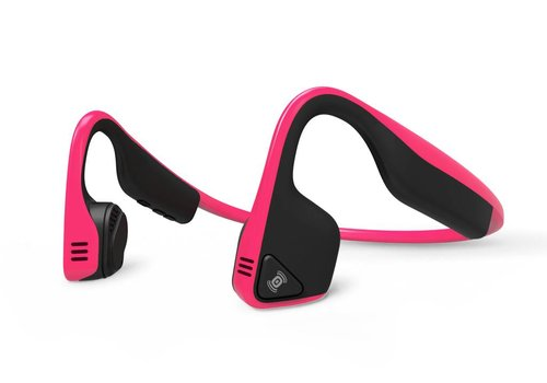 Aftershokz Wireless Trekz Titanium Headphones - Pink
