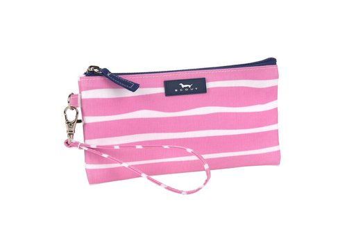 Picasso Pink Kate Wristlet