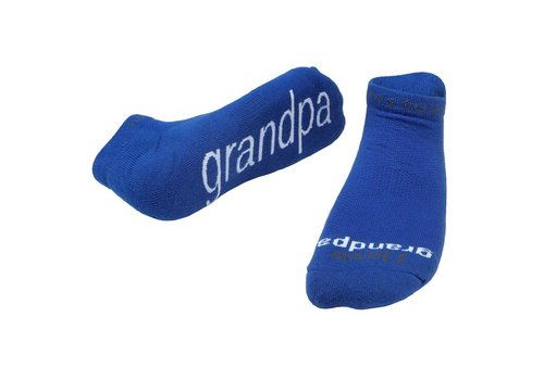 Notes To Self, llc Notes To Self® 'I Love Grandpa'® Socks