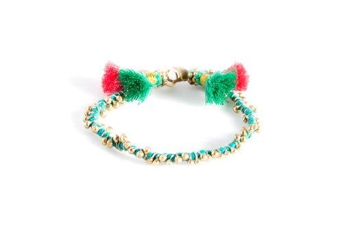Shiraleah Hope Bracelet - Turquoise