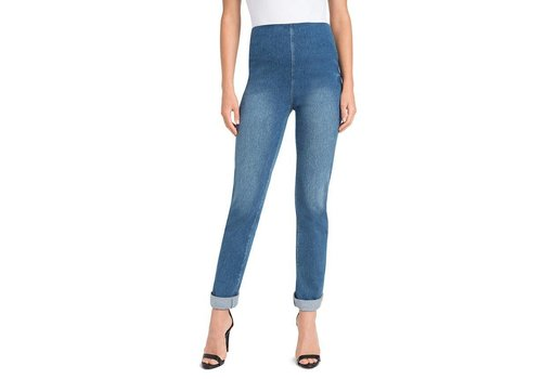 Lysse Boyfriend Denim - Mid Wash