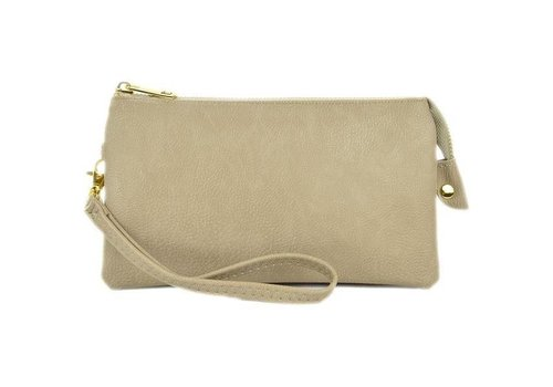 AH!dorned 3-in-1 Solid Purse - Bone