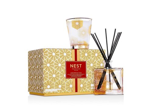 Nest Fragrances NEST Birchwood Candle & Reed Diffuser Set