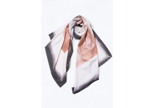 New Prospects Square Painting Scarf