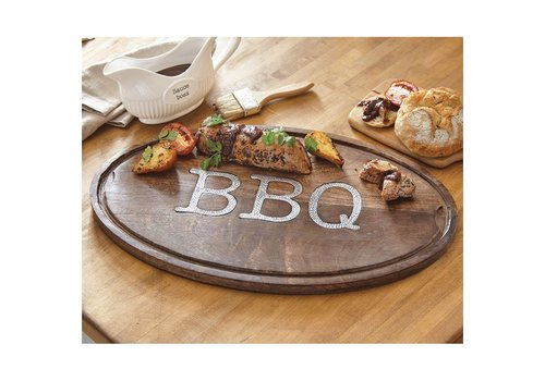 BBQ Wood Serving Board