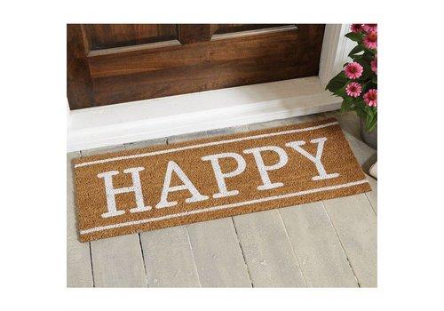 Happy Coir Doormat