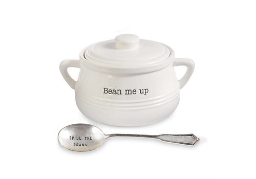 BAKED BEAN POT SET