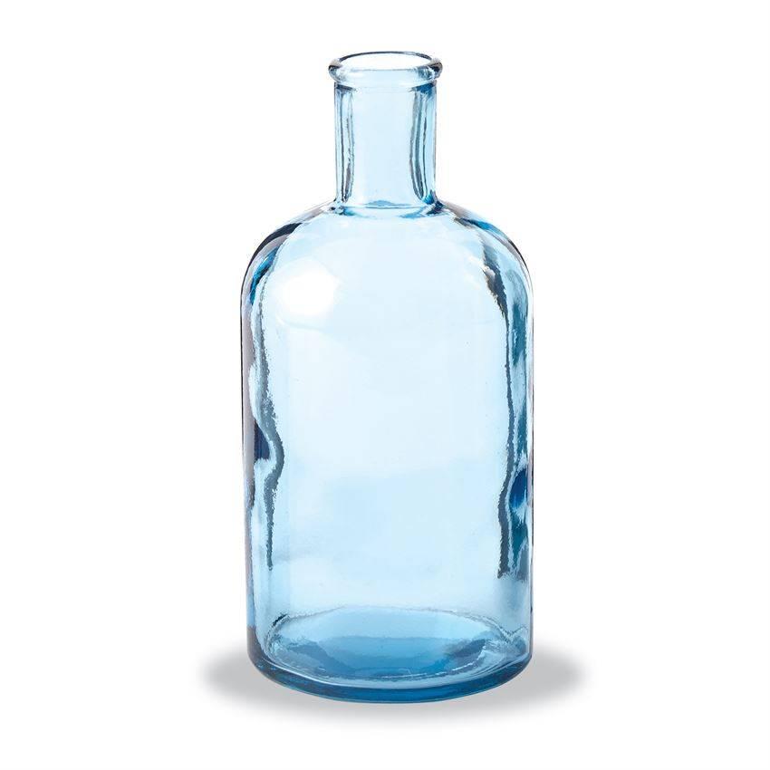 Blue Glass Spanish Vase Trousseaux