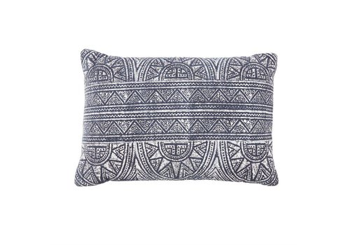 SUN PATTERN PILLOW
