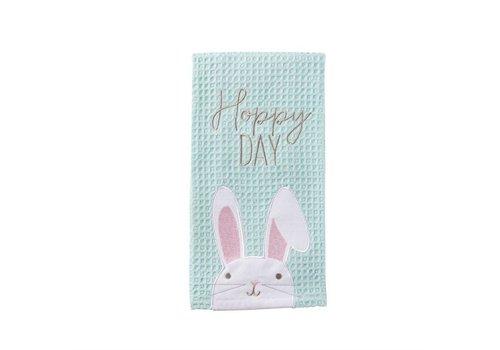 Hoppy Day Towel