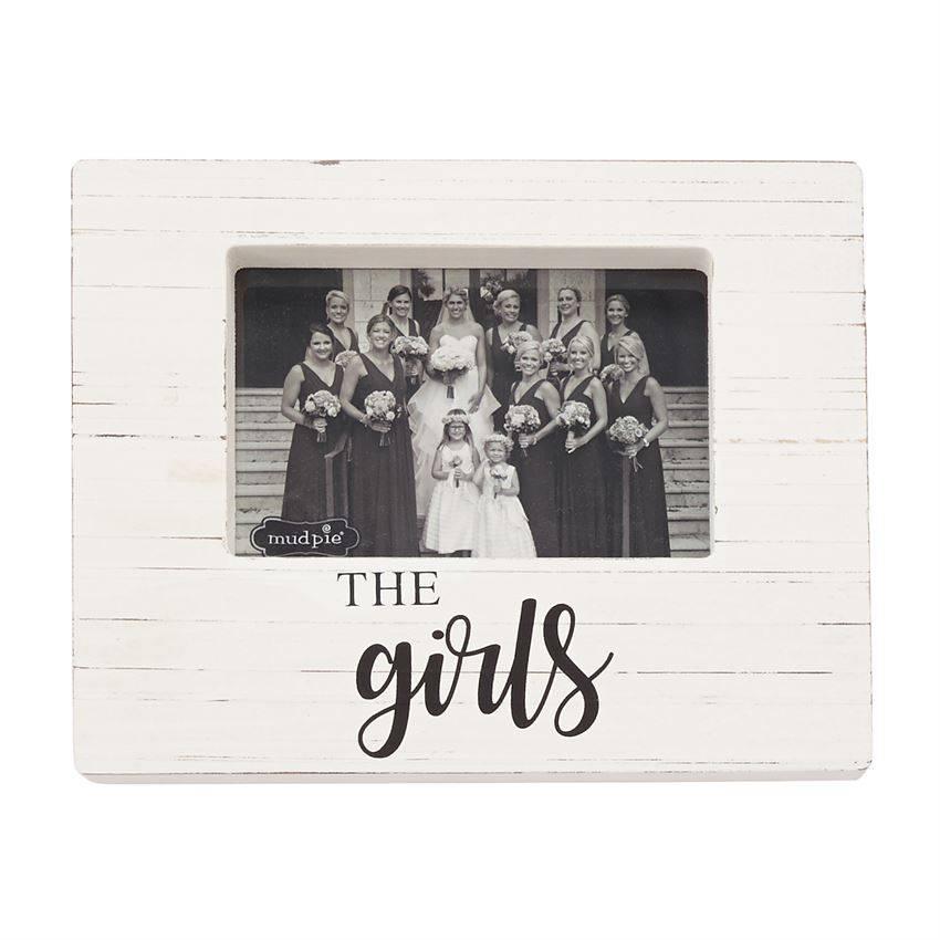 The Girls Block Frame - Trousseaux