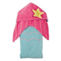 Mermaid Hooded Towel