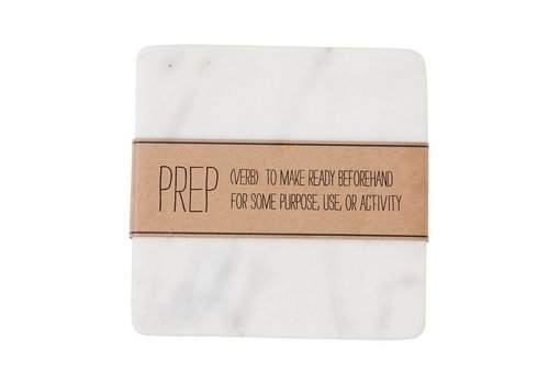 PREP MARBLE BOARD