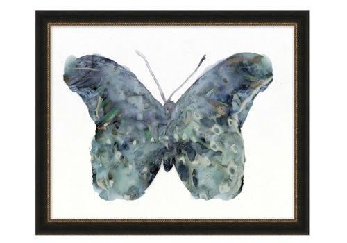 Wendover Art Butterfly Papillons a l'Aquarelle 3- Wall Art