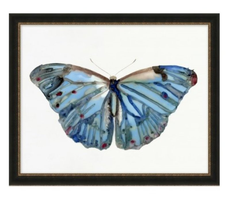Butterfly Papillons a l'Aquarelle 6-Wall Art
