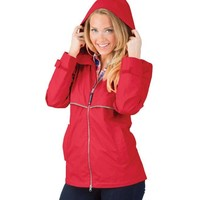 Women's New Englander Raincoat (5 Colors)