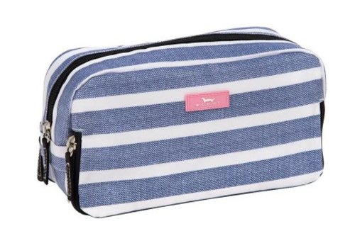 3 Way Bag in Oxford Blues
