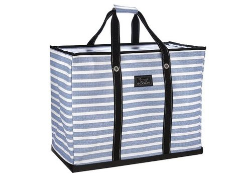 4 Boys Bag in Oxford Blues