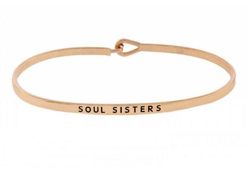 U.S. Jewelry House Soul Sisters-Bracelet