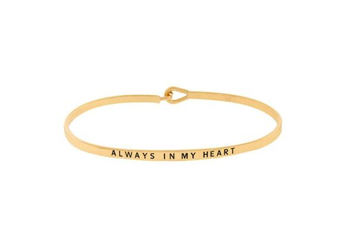 U.S. Jewelry House Always In My Heart-Bracelet
