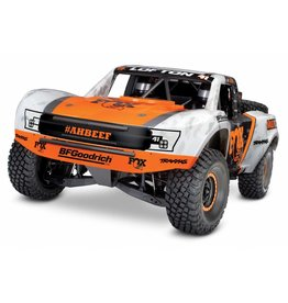 TRAXXAS (TRA) TRA85076-4FOX Traxxas Unlimited Desert Racer 6S RTR 4WD Electric Race Truck (Fox Racing)