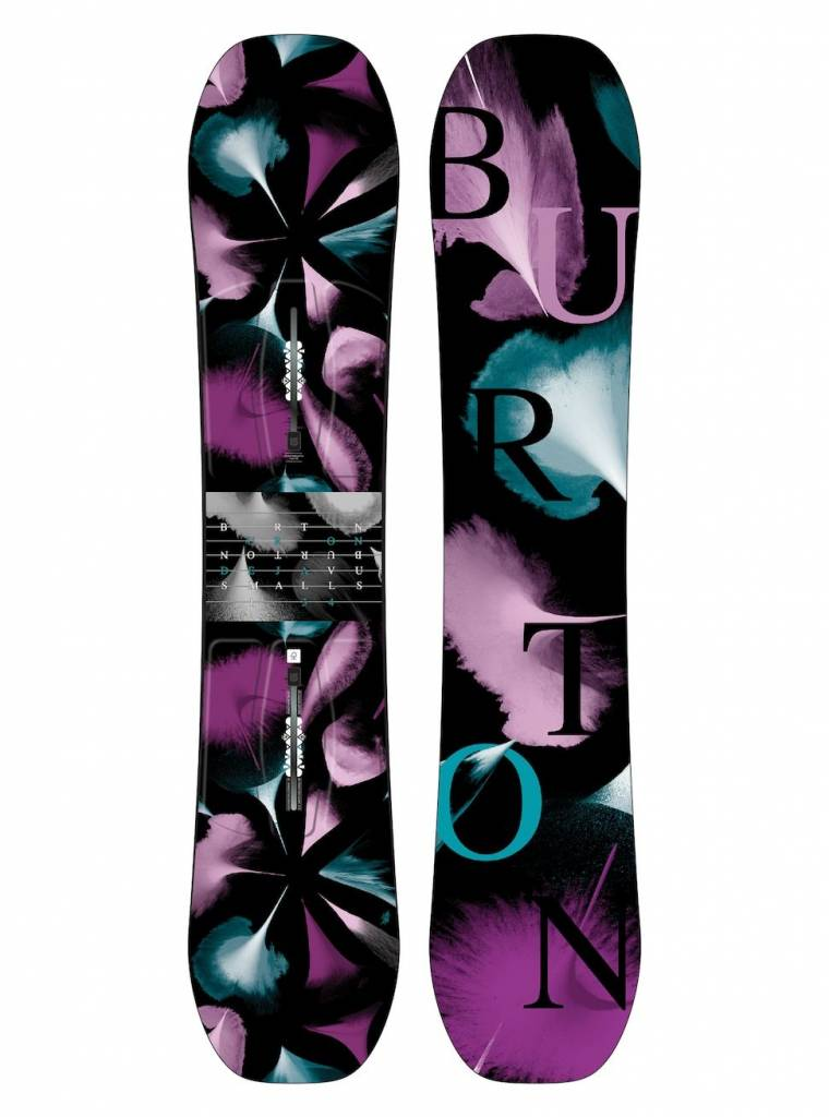 BURTON BURTON DEJA VU SMALLS NO COLOR 18