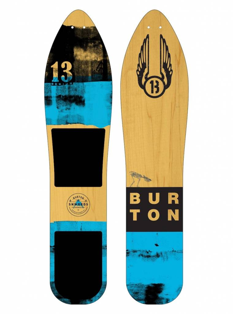 Burton BURTON THE THROWBACK NO COLOR 18