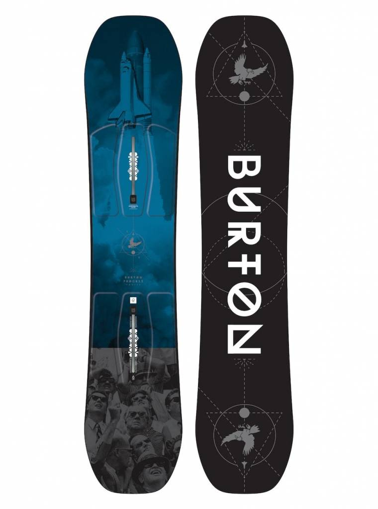 BURTON BURTON PROCESS SMALLS NO COLOR 18
