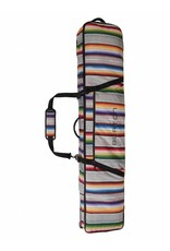 BURTON BURTON WHEELIE GIG BAG BRIGHT SINOLA STRIPE 18