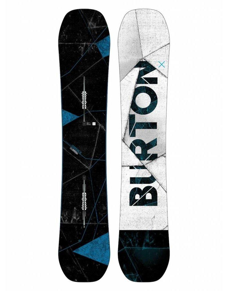 Burton BURTON CUSTOM X NO COLOR 18