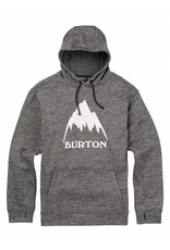 BURTON BURTON MB OAK PO TRUE BLACK HEATHER 18