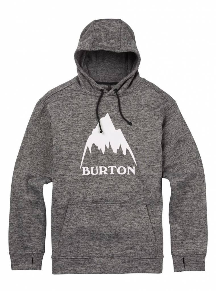 BURTON BURTON MB OAK PO TRUE BLACK HEATHER 18