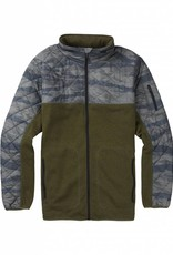 Burton BURTON MB PIERCE FLEECE FOREST NIGHT HEATHER 18