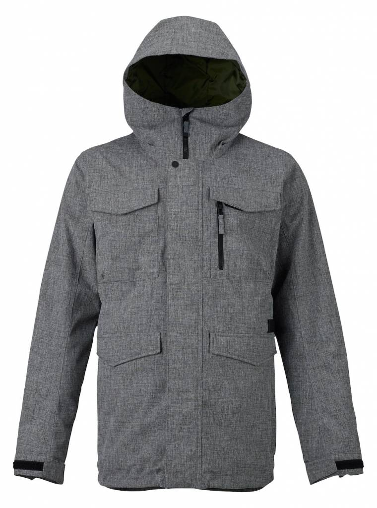BURTON BURTON MB COVERT JK BOG HEATHER 18