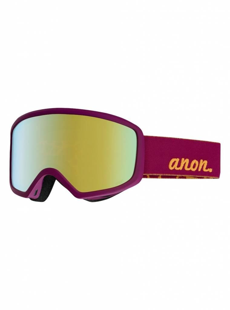 ANON ANON DERINGER MFI PURPLE/GOLD CHROME 18