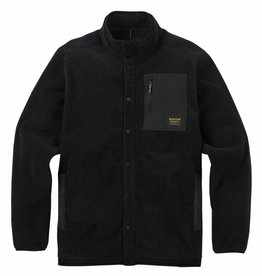 Burton BURTON MB HEARTH FLC SNAP TRUE BLACK 18