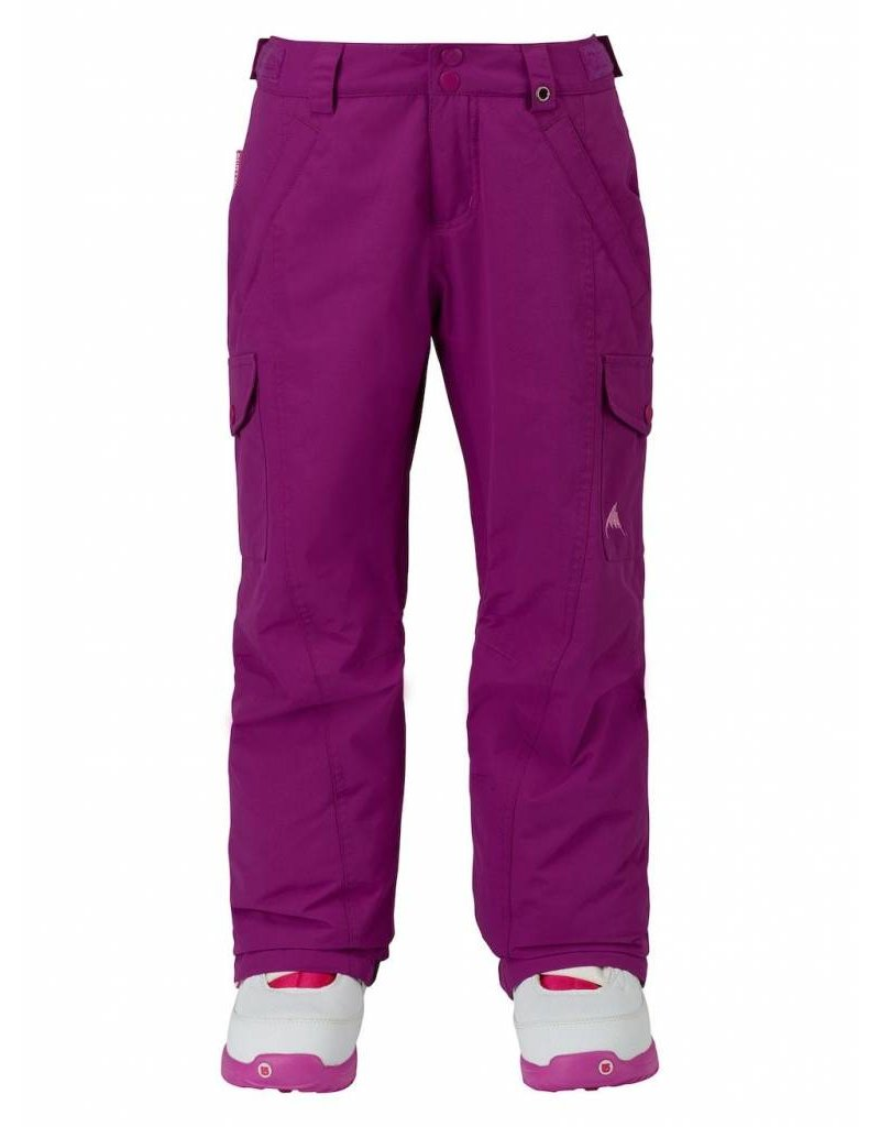 Burton BURTON GIRLS ELITE CARG PT GRAPESEED 18