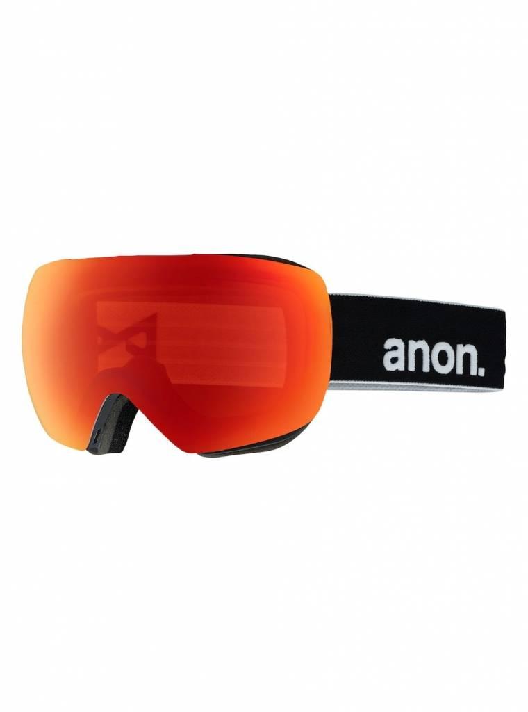 ANON ANON MIG BLACK/SONARINFRARED 18